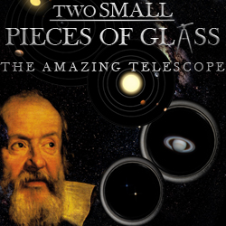 Two Small Pieces of Glass