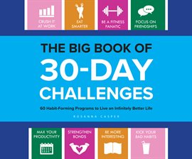 big book of 30-day challenges