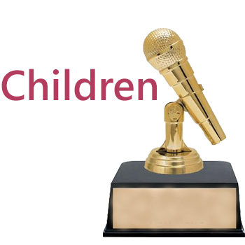 trophy - children's prize