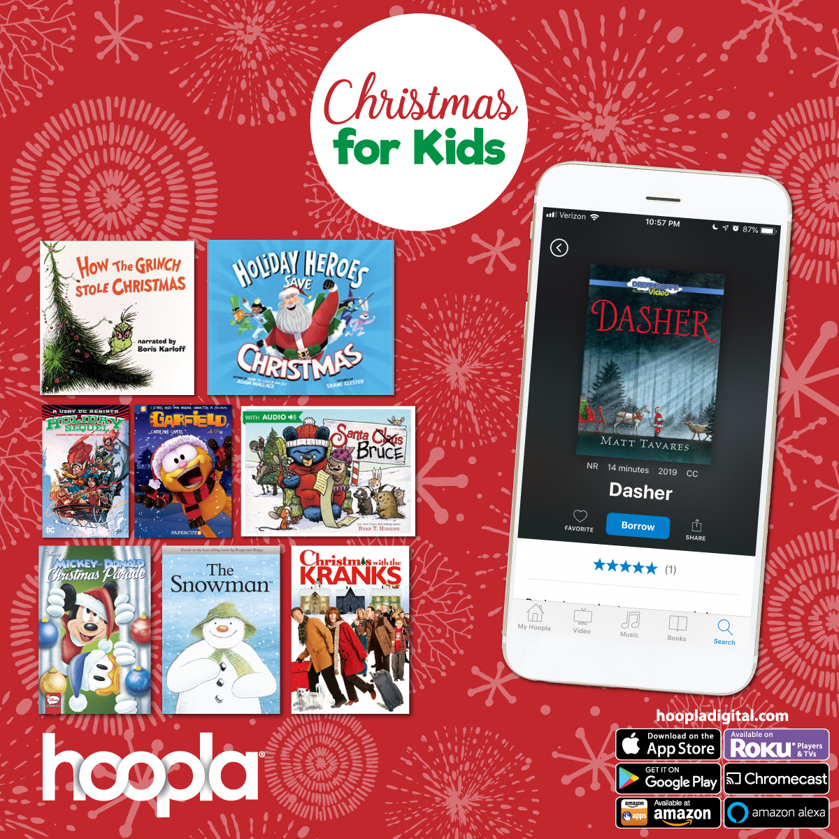 hoopla christmas