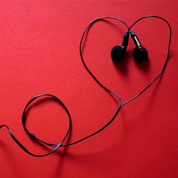 headphone heart