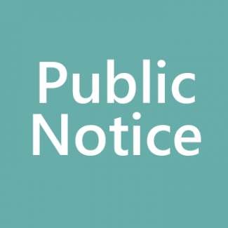 Public Notice - Library Board Meeting